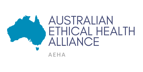 Australian Ethical Health Alliance logo