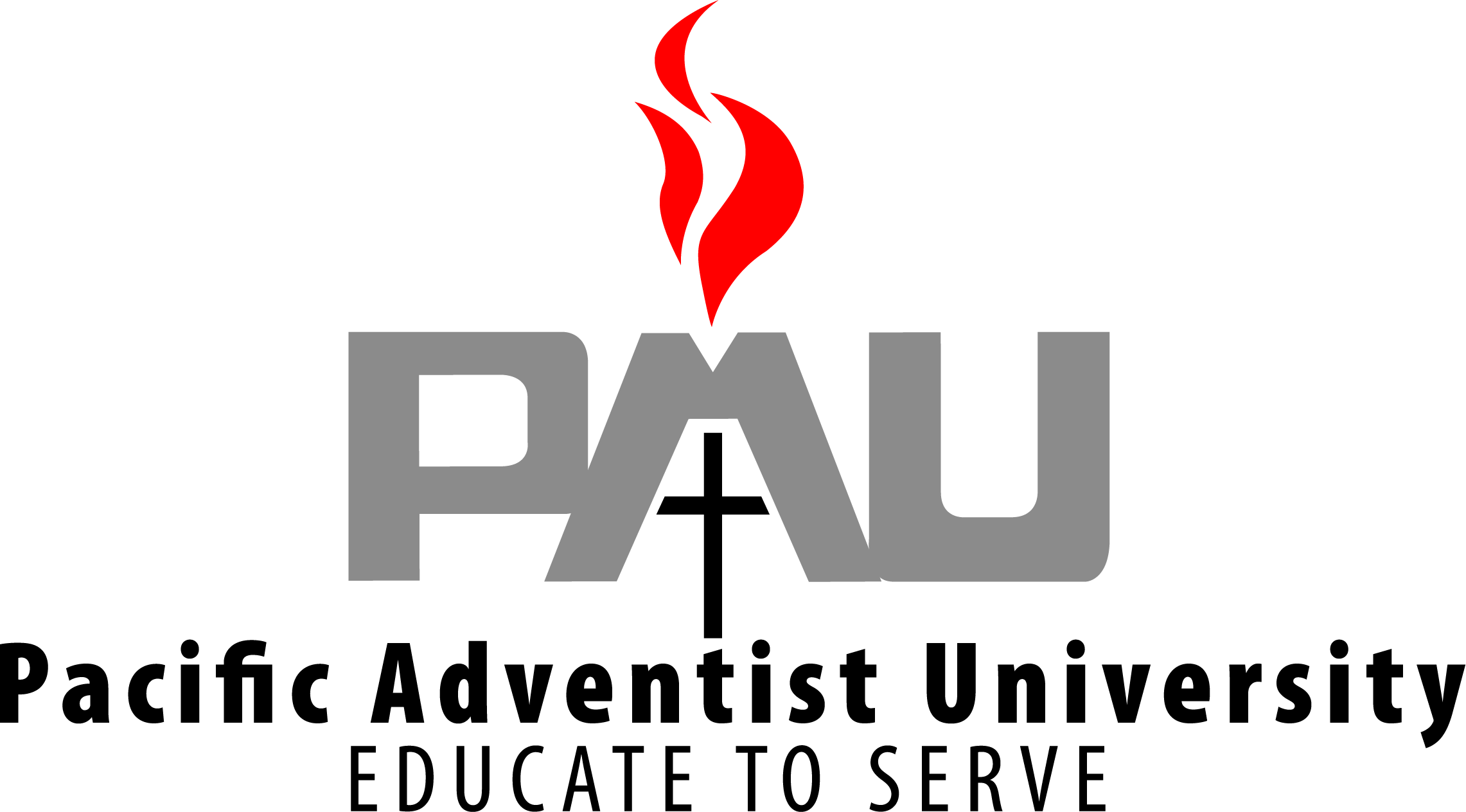 Pacific Adventist University logo